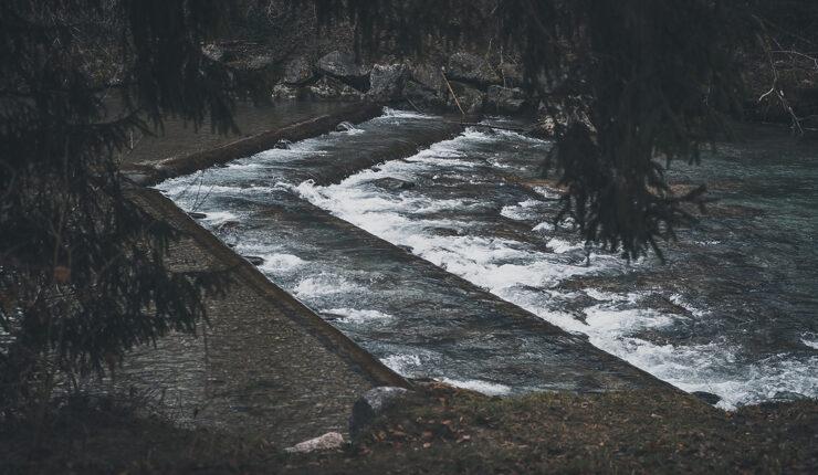 Von Brücke zur Brücke zur Brücke